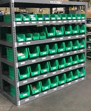 Field Vendor Managed Inventory