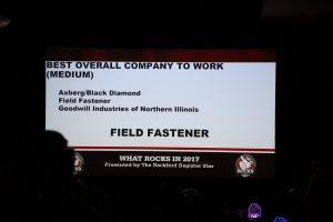 Field Fastener- Awards
