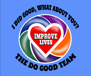 THE DO GOOD TEAM LOGO