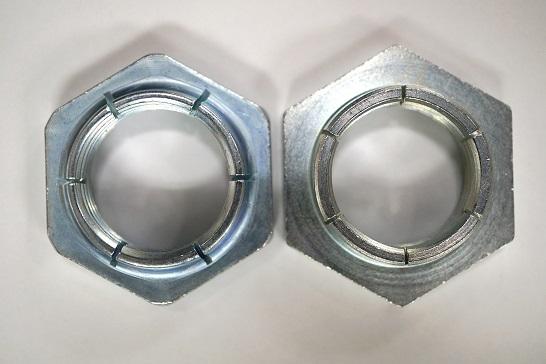 Gear Box Pinion Nut Redesign