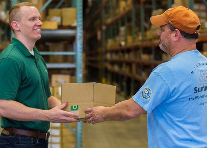 Field Helps Customer Meet PPV Goals