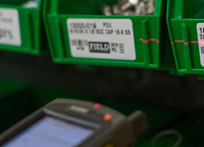 data driven inventory Field Fastener