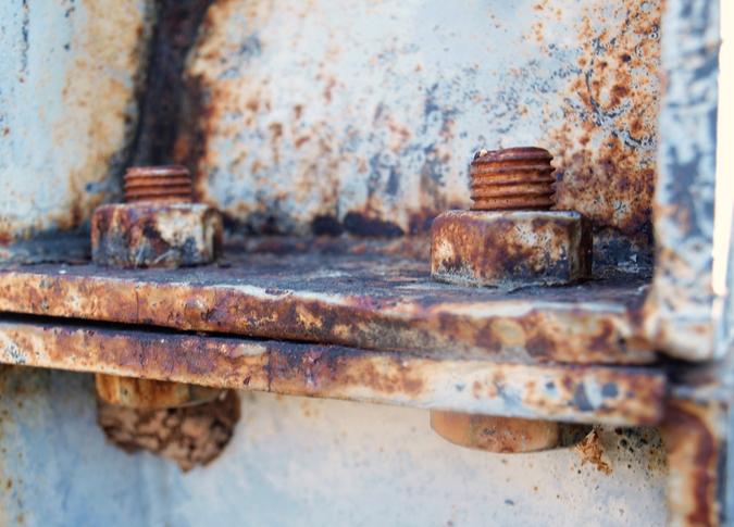 fastener corrosion